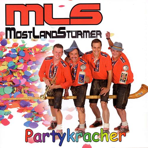 """Mostlandstürmer – """"Partykracher"""" (2016)"""